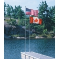DOCK EDGE - FLEXI-FLAG 18' CANADIAN FLAG