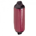"SUPER GARD INFLATABLE VINYL FENDERS - 6.5"" CRANBERRY RED"