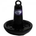 10 lb MUSHROOM ANCHOR - BLACK