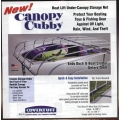 "COVERTUFF- CANOPY CUBBY 110"" X 124"""