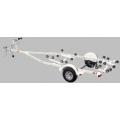 EZ Loader Boat Trailer EZL 102 17-20 3100 Brakes/ roller