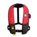 MUSTANG - INFLATABLE COLLAR PFD AUTO, BLACK