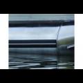 KEEL 32 ft - (2) 16 ft Black PontoonGuards for boats up to 21 feet