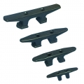 "DOCK EDGE - 6"" DOCK CLEAT, OPEN BASE, **"