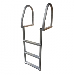 4 step Flip Up ECO -Weld free Aluminum***