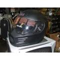 CKX MED Demon Helmet Mat DBL lens, Motorcycle, ATV