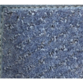 SYN CUT LOOP 8 ft 6 in. WIDE CARPET JASMINE DARK BLUE