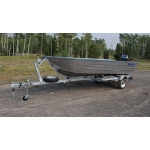 1250 # Boat Trailer w/ Bunks/ Galv