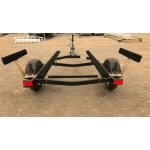 1470 # Boat Trailer w/ Bunks/ painted