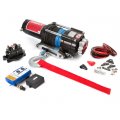 WINCH 4500 SYNTHETIC ROPE W/ACCESS