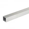 """1""""  x 1 x .120wall / 6061-t6 Alum Tubing"""