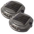 DockLite™,Solar Dock & Deck Light, (2Pk)