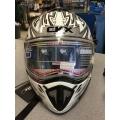 DBL Lens CKX small / High Performance Electric visor Helmet